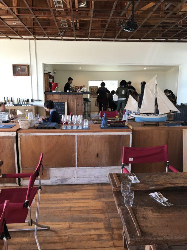 シラハマ校舎レストランのバルデルマル内の画像
