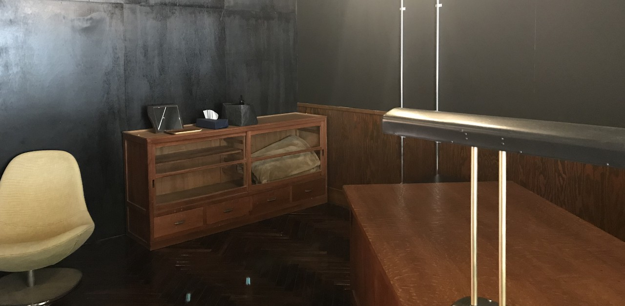 ゲストハウスの部屋の画像